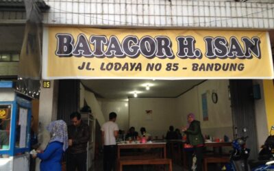 Rekomendasi Tempat Makan Batagor Bandung yang Nikmat