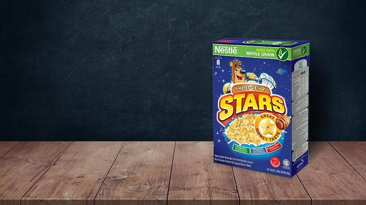 Nestle honey stars, Sumber : nestle-cereals.com