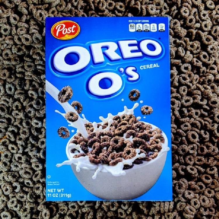 Oreo o's cereal, Sumber : tokopedia.com