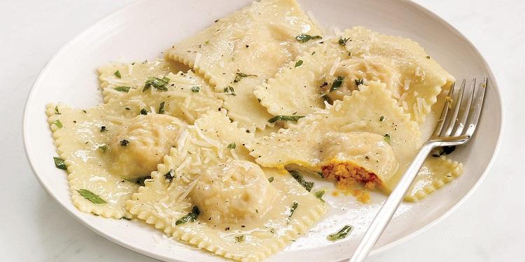 Ravioli, Sumber : foodandwine.com