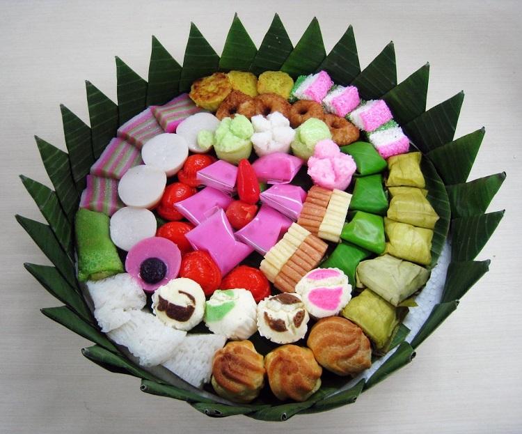 Berbagai macam kue basah, Sumber : canden.bantulkab.go.id