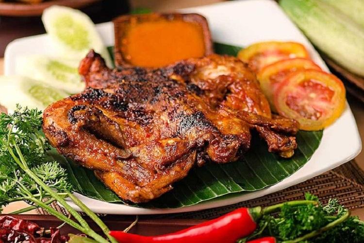 Ayam taliwang, Sumber : food.detik.com